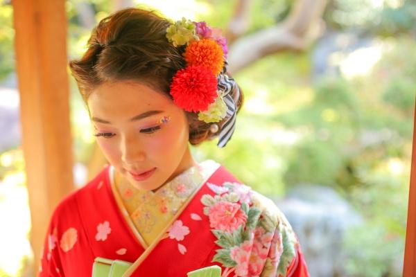 ビアンベールの和装衣裳は可愛いものから個性的なものまで豊富に取り揃えております!!!