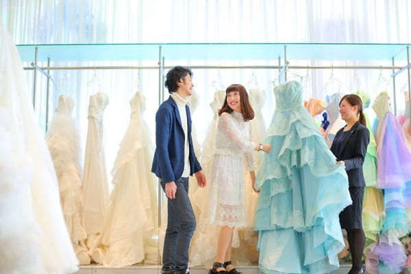 ドレスを決める大切なポイント5つお教えします