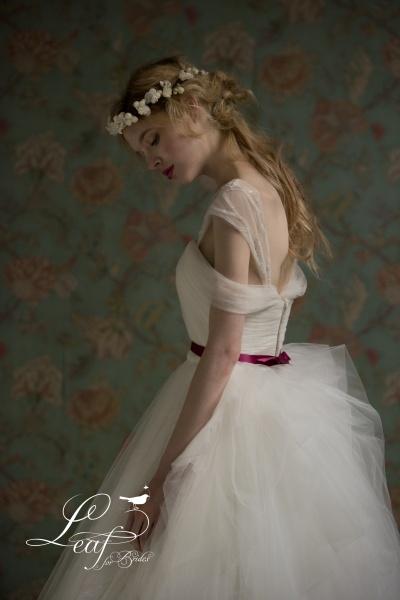 本当に着たいと思えるドレスに出会える ~leaf for brides~