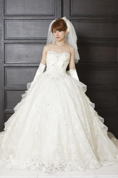 ドレスのイメージを決めましょう!