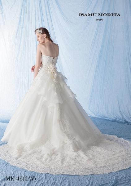 切ないほど美しい花嫁~イサムモリタ~