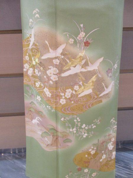 祝宴の場に色を添える✿色留袖のご紹介!!
