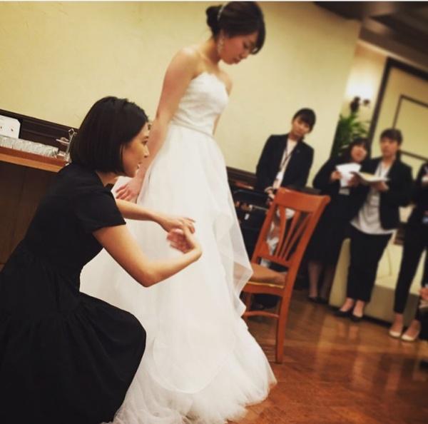 Leaf for Bridesスタッフ勉強会の様子(^v^)