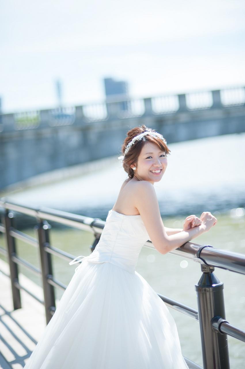 新潟 結婚式 ドレス