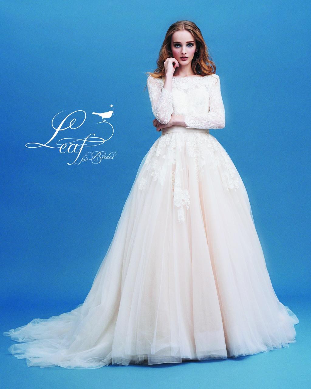 日本の花嫁をもっと素敵に、もっと美しく輝きを放ちますように ~leaf for Brides(リーフフォーブライズ)~