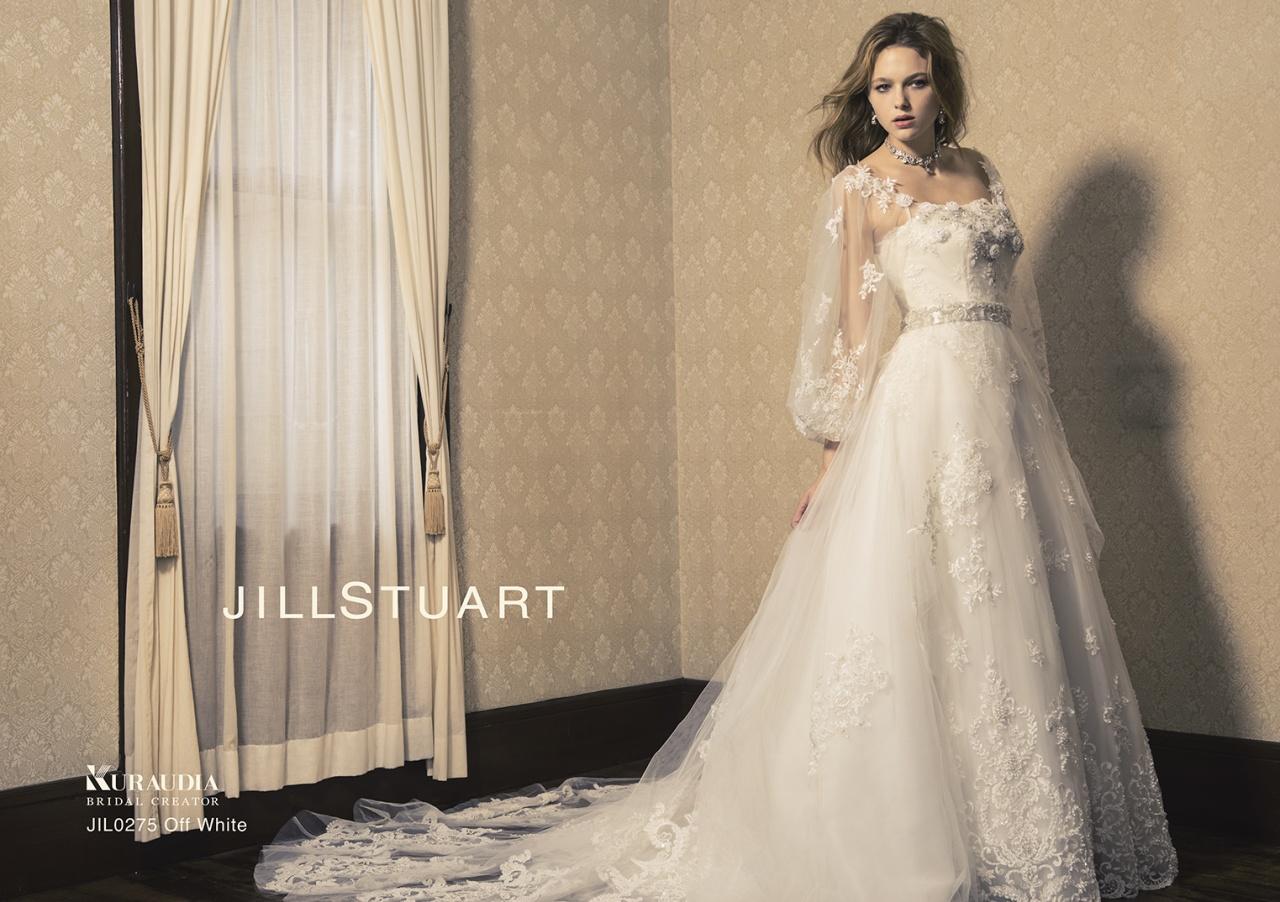 ファッションブランド「JILLSTUART」からウエディングドレス新作入荷します!