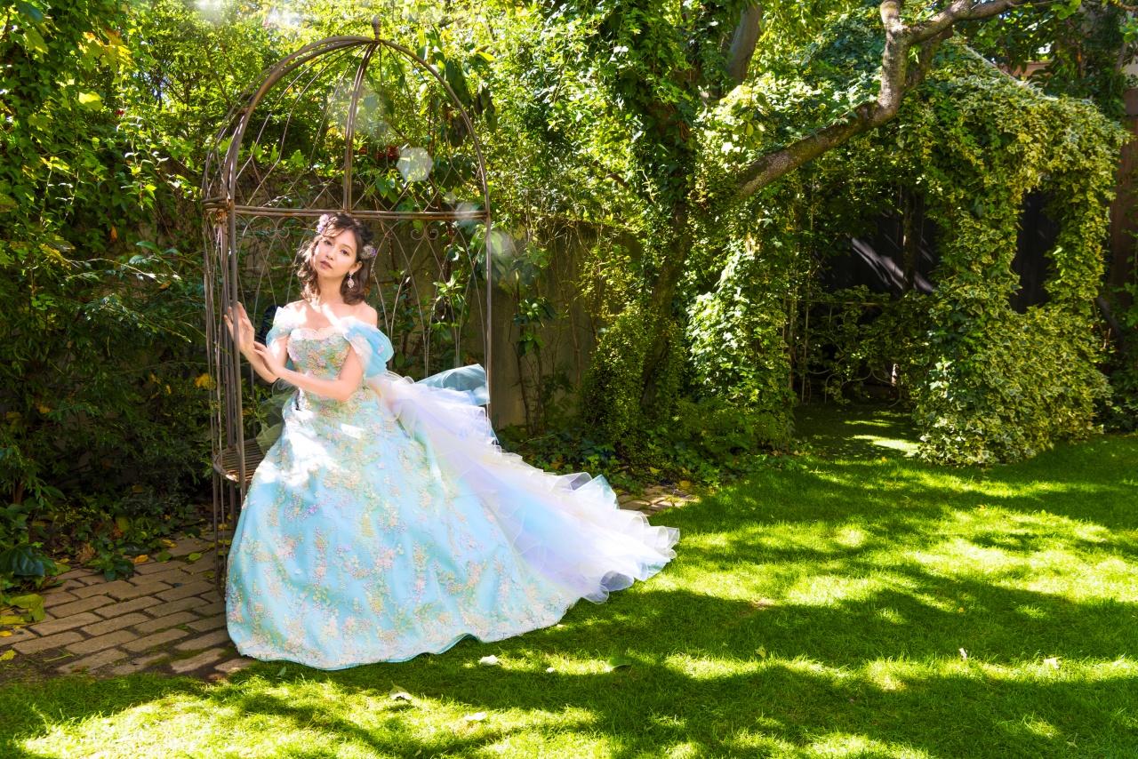 世界で1番可愛い花嫁になれるドレスブランド『THE HANY』(ザ ハニー)の新作ご案内♡