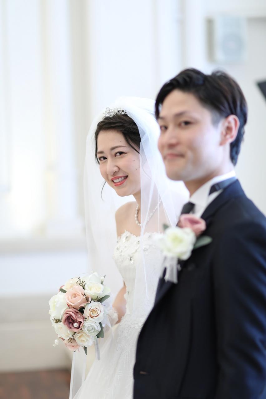 ビアンベール本店 ブーケ 花嫁 結婚式