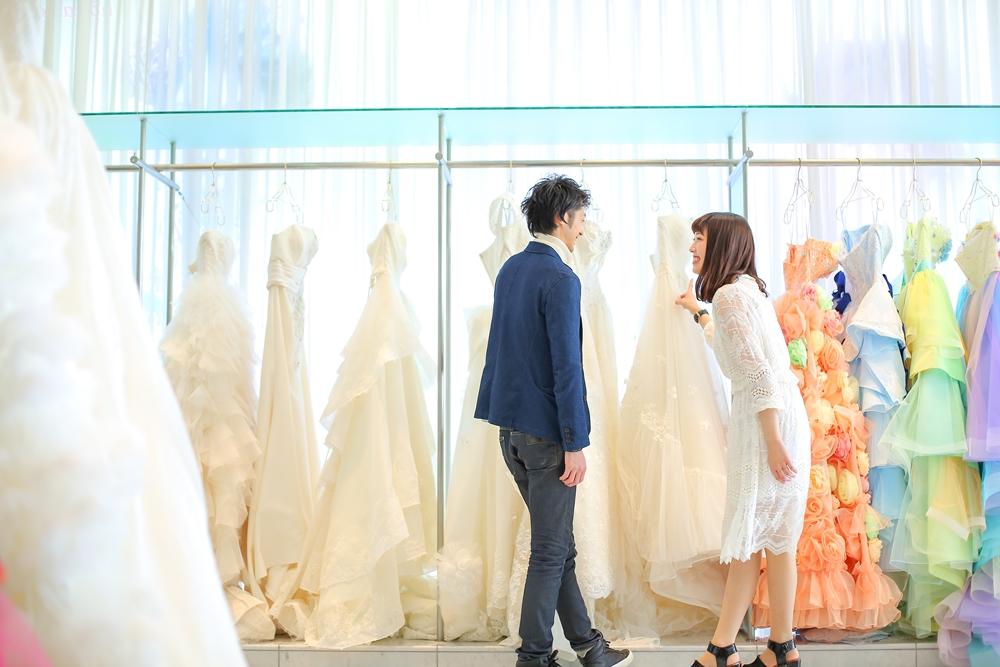 最も美しくみせてくれるウエディングドレスを選びましょう♡体型別ドレス紹介!