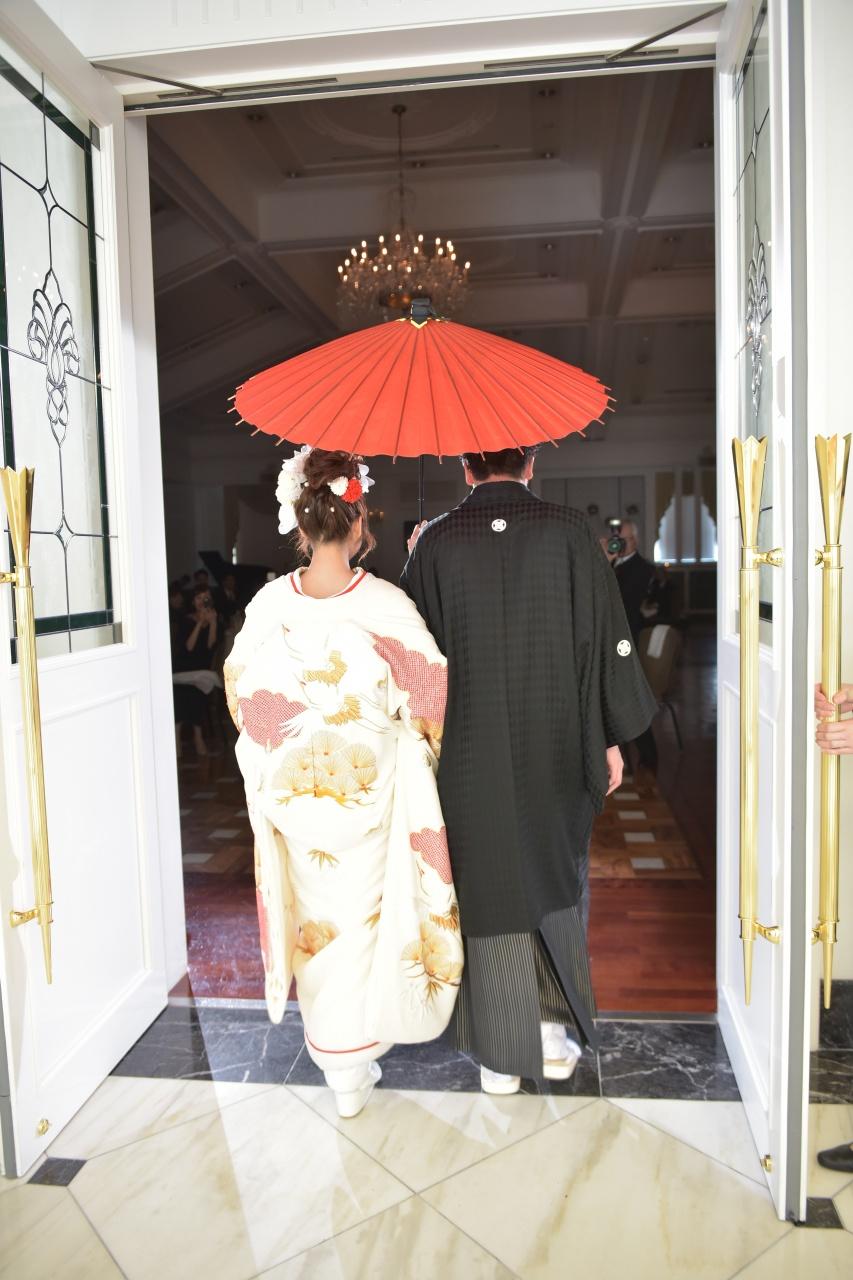 ビアンベール本店 花嫁 和装 白無垢 色打掛 ブレストン