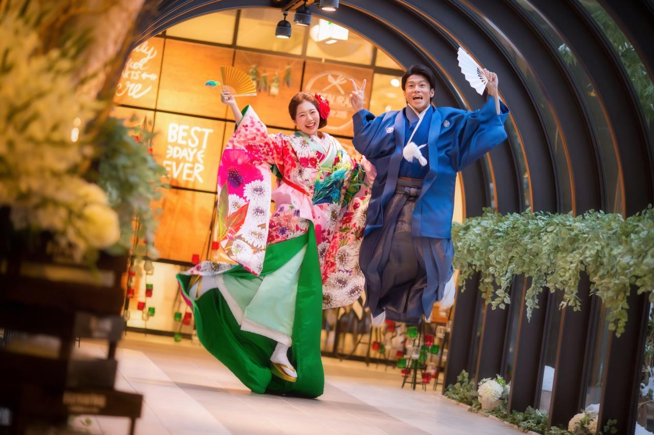和装でフォト婚するならビアンベール本店へ!撮り方いろいろポーズまとめ♡