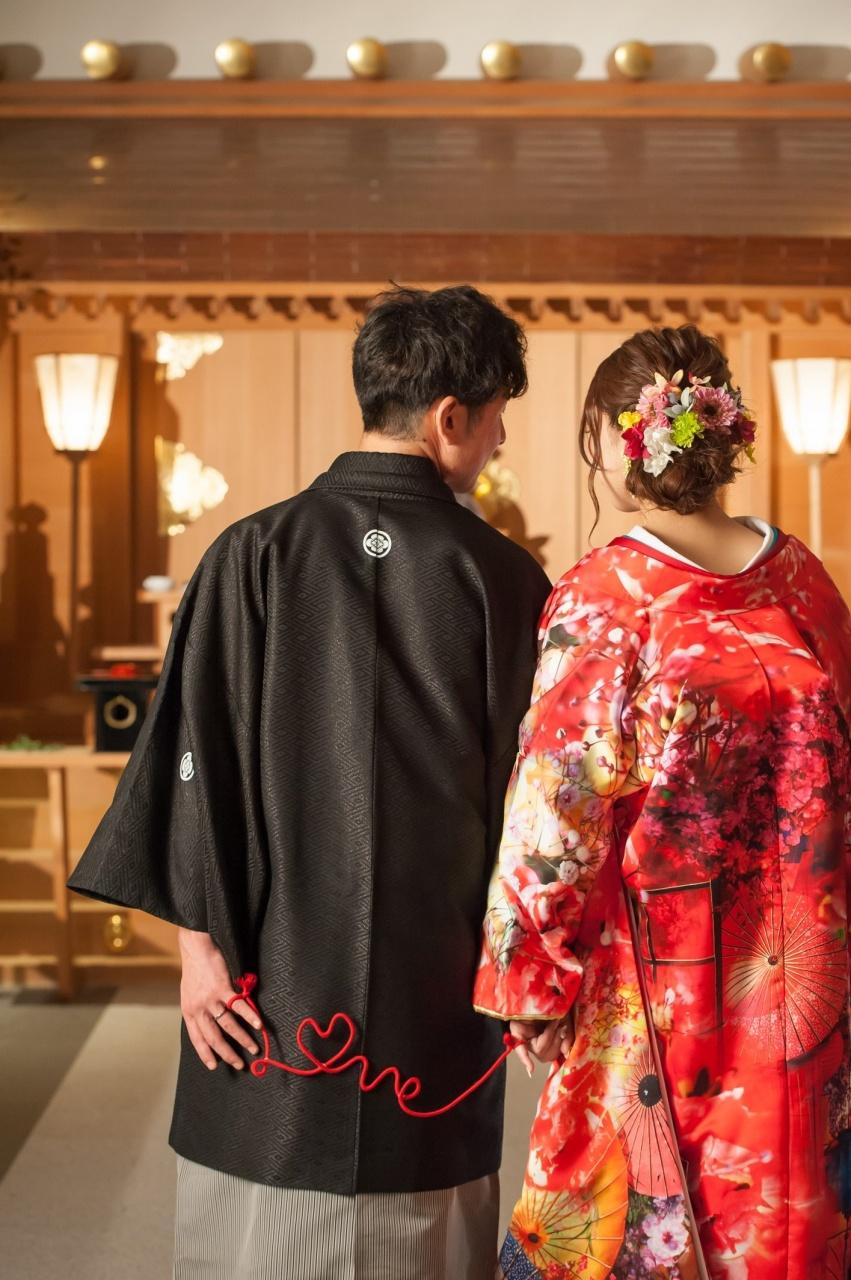 ビアンベール本店 花嫁 和装