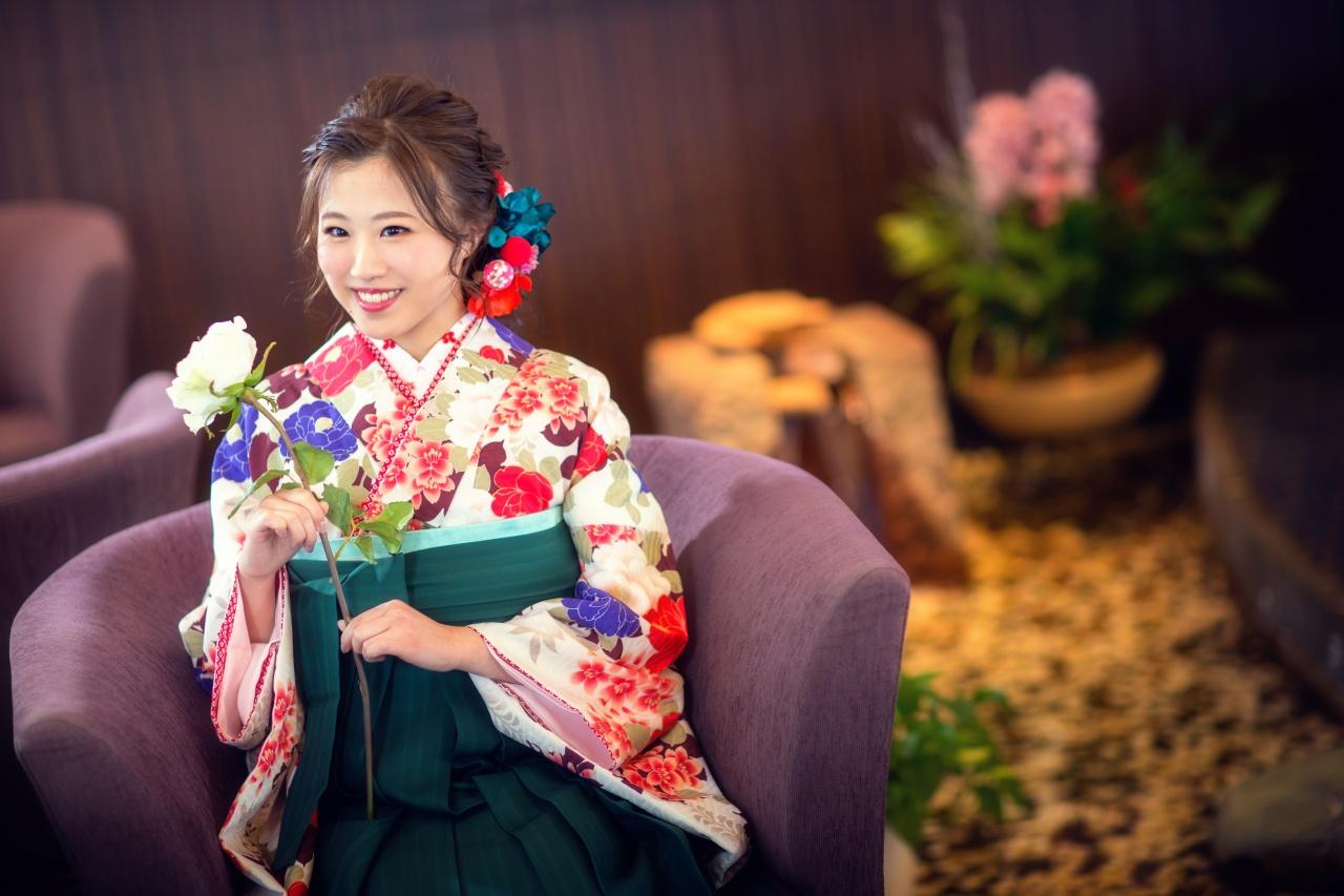卒業式の思い出をとびきりおしゃれに! 新作レンタル袴のおすすめコーディネート♡