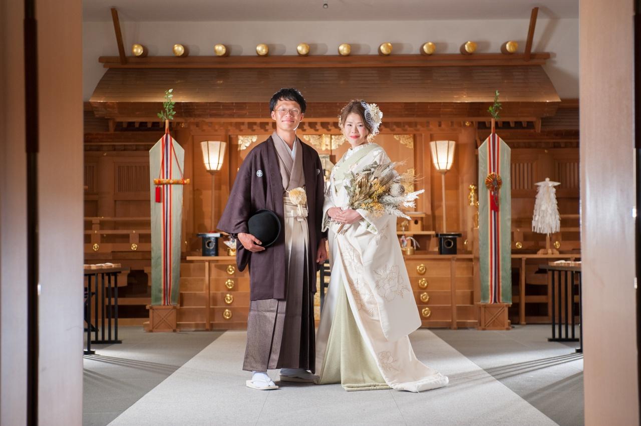 今大注目の和婚!それぞれの和装の意味をご紹介しちゃいます♡