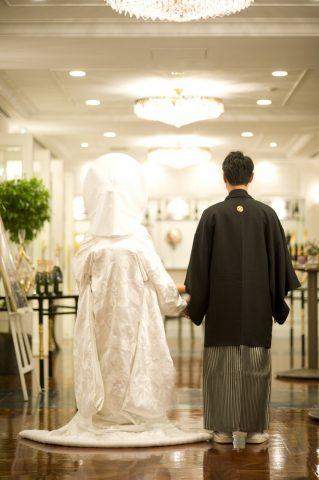 ビアンベール本店 新潟 結婚式場 白無垢 花嫁和装
