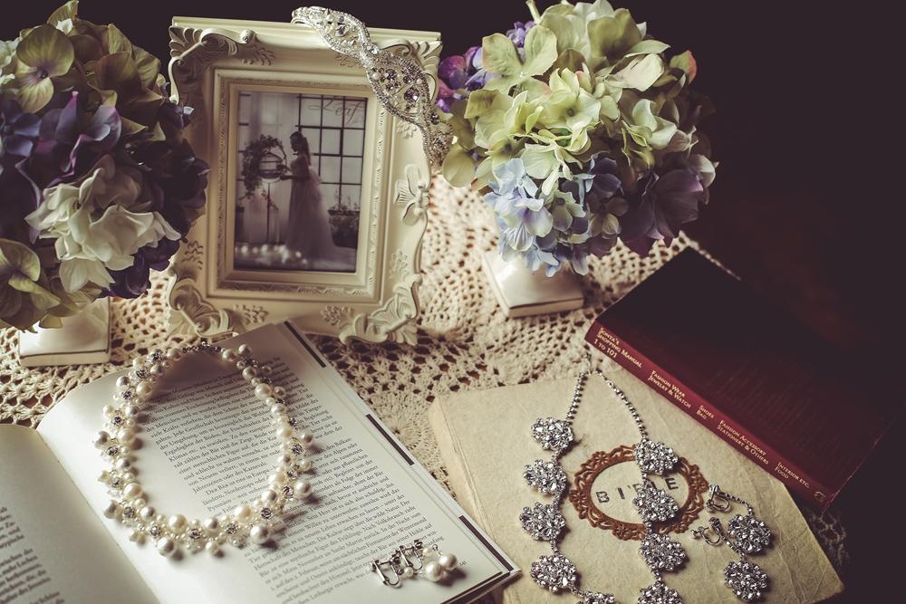 ビアンベール本店ならドレス小物がサービスになる!結婚式に欠かせない小物類をご紹介♡