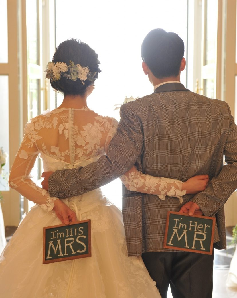 ブライズビューティーマイスター 髪型 結婚式
