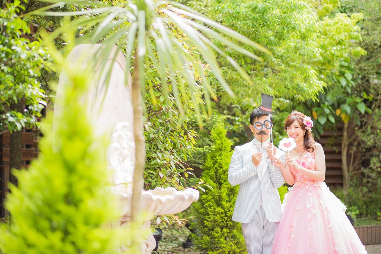 ウェディングドレス カラードレス 新潟 花嫁 結婚式