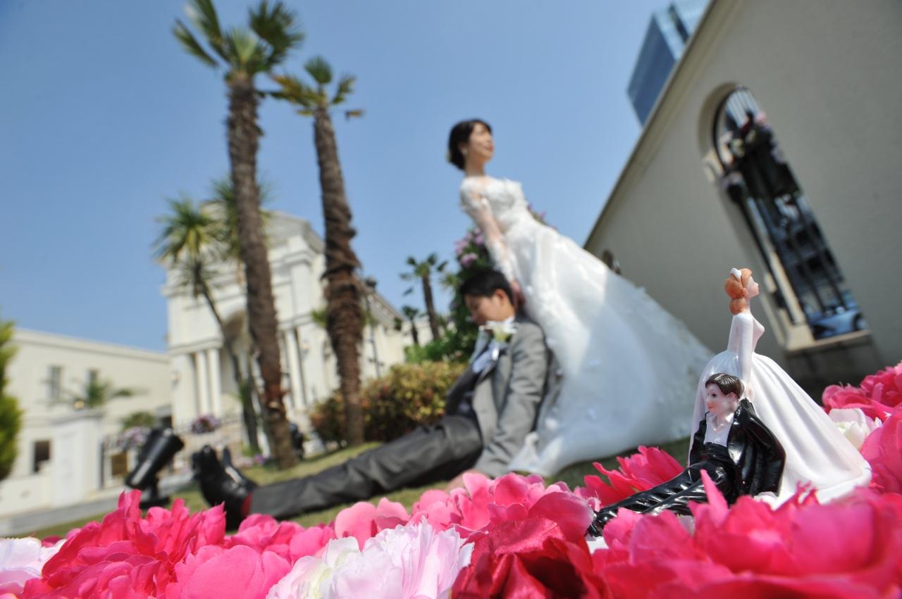 衣裳を選ぶだけじゃない?!会場が決まってから、ビアンベールでの結婚式スケジュール♡~半年前から~