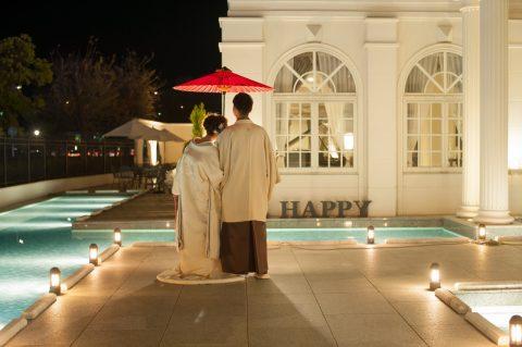 白無垢 紋服 花嫁和装  結婚式 ビアンベール本店 フォトウエディング