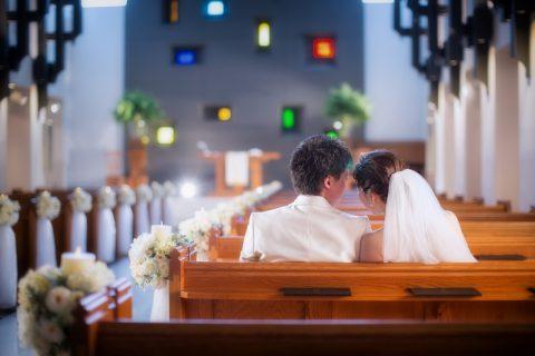 ビアンベール本店 新潟 結婚式場 ウエディングドレス タキシード