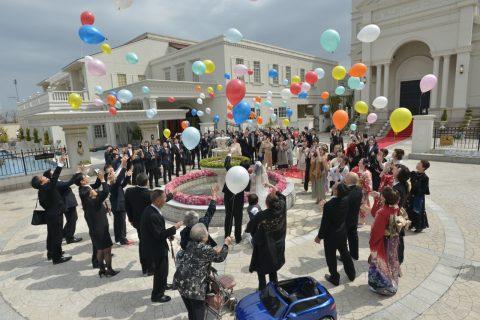 結婚式をより華やかに彩る♡ご家族・ご友人の和装衣裳もご案内させて頂いております!