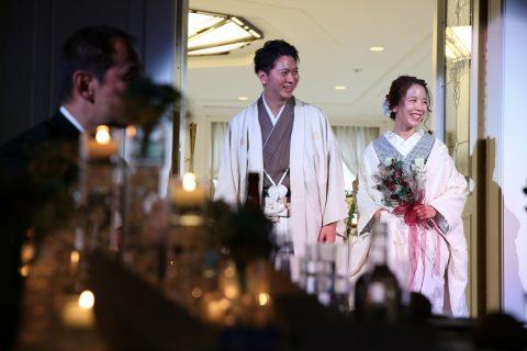 新潟花嫁 披露宴 和装