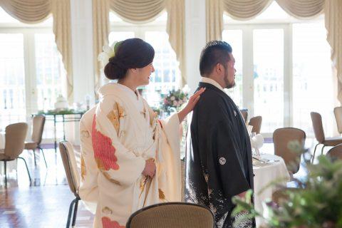 新潟花嫁 白無垢 和装