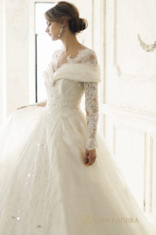 世界中の花嫁様を魅了する【ユミカツラ】ドレス新作5着をご紹介♡