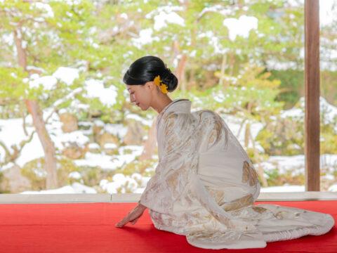 結婚式の思い出に♡ 全ての花嫁様に着てほしい ''白無垢''の魅力とは?