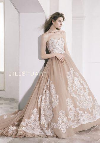JIL0312 ピンクドレス ビアンベール本店 新潟ドレス
