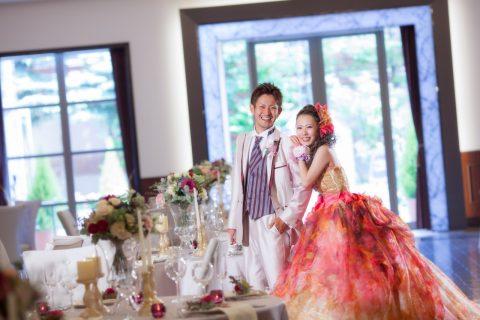 ドレス タキシード ビアンベール本店 結婚式