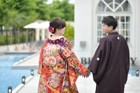 日本女性から愛される【色打掛の模様の意味まとめ♡】