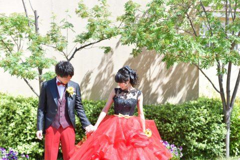 ドレスが決まらない花嫁様に朗報です!!話題の『パーソナルカラー診断』がビアンベール本店で無料診断できちゃうフェアを開催します♡