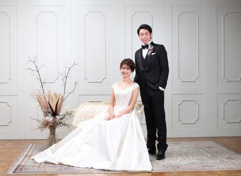 【フォト婚】シンプルさが逆におしゃれ♡スタジオ撮影の魅力をご紹介♡