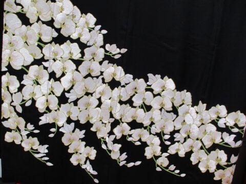 黒留袖 婚礼 写真