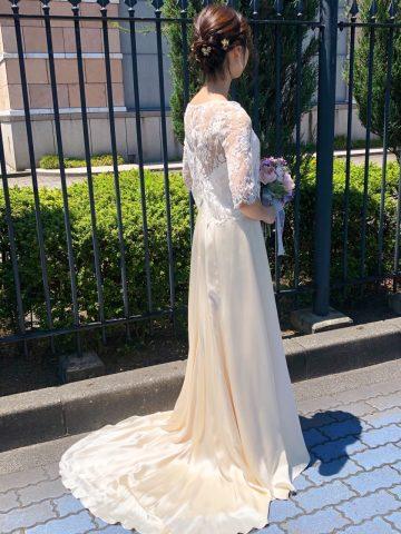 ビアンベール 新潟 ドレス