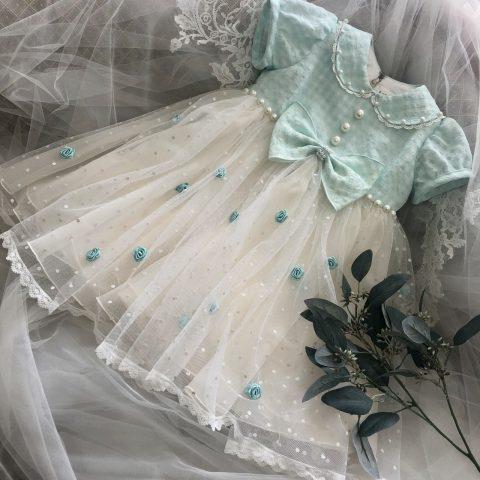 子供ドレス 結婚式 ビアンベール