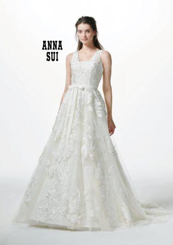 ビアンベール本店 カラードレス ドレス アナスイ ANASUI