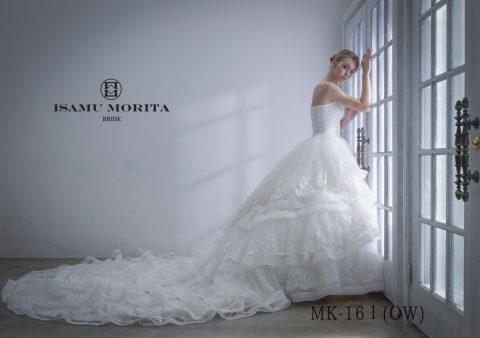 【新作ドレス】大人気ブランドのイサムモリタが入荷しました!