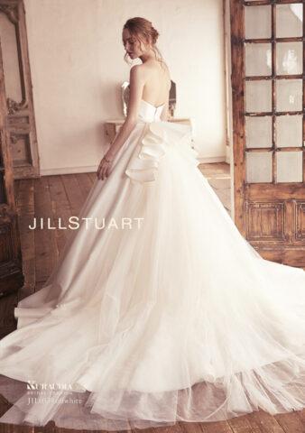ジルスチュアート 新作ドレス 試着会 ビアンベール本店 結婚式 ドレス