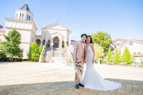 【フォト婚】ピアザララルーチェのフォトウェディングがすごい!