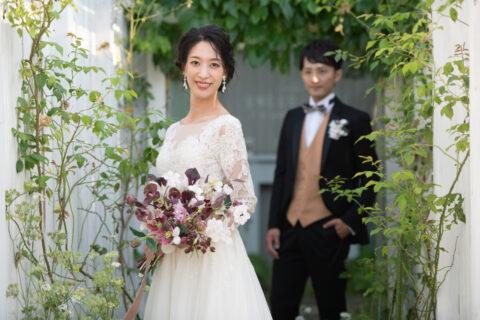 【フォト婚】撮るなら今!緑に囲まれたガーデンフォトウェディングの魅力をご紹介✿
