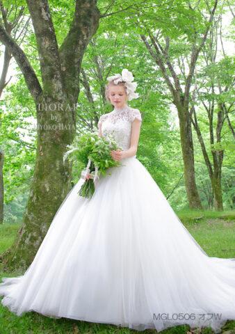 ミグリオラーレ キヨコハタ 新作ドレス
