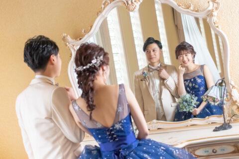 \結婚式は二人が主役/ 彼に着てもらいたい!カラーで選ぶ褒められタキシード♡
