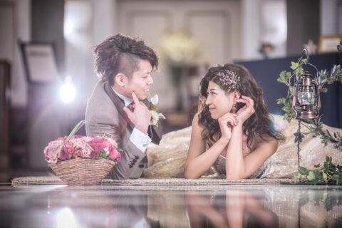 結婚式 ヘアースタイル 花嫁 ドレス