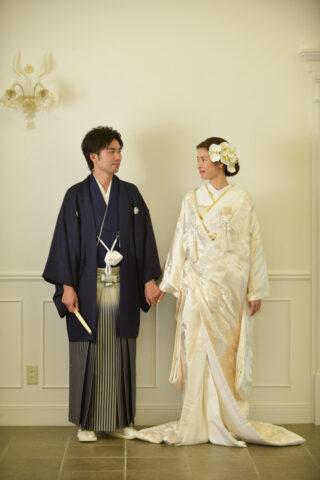 ピアザララルーチェ 和装 挙式 白無垢 花嫁