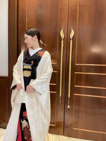 ビアンベール 花嫁振袖 白無垢 花嫁和装 和装