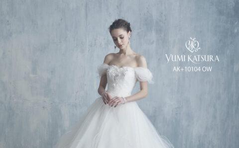 【Yumi Katsura(桂由美)】新作ドレスが入荷♡