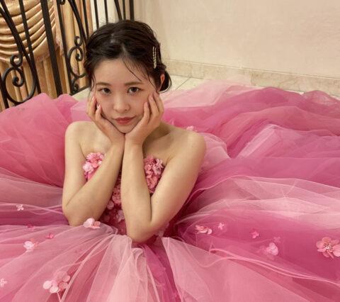 360度恋するドレスKIYOKO HATAの最新ドレスのインスタライブをご紹介♡